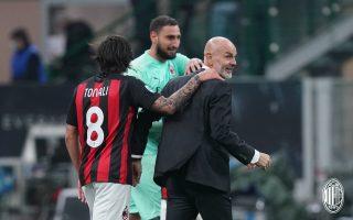 Пиоли: Милан работеше напорно за Европа и сака да остане таму