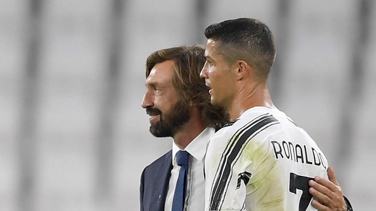 Пирло е пресреќен што го има Роналдо во тимот