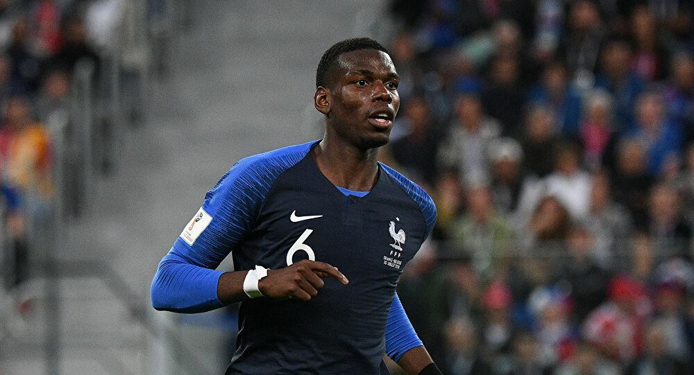 Погба повеќе не сакал да игра за Франција?