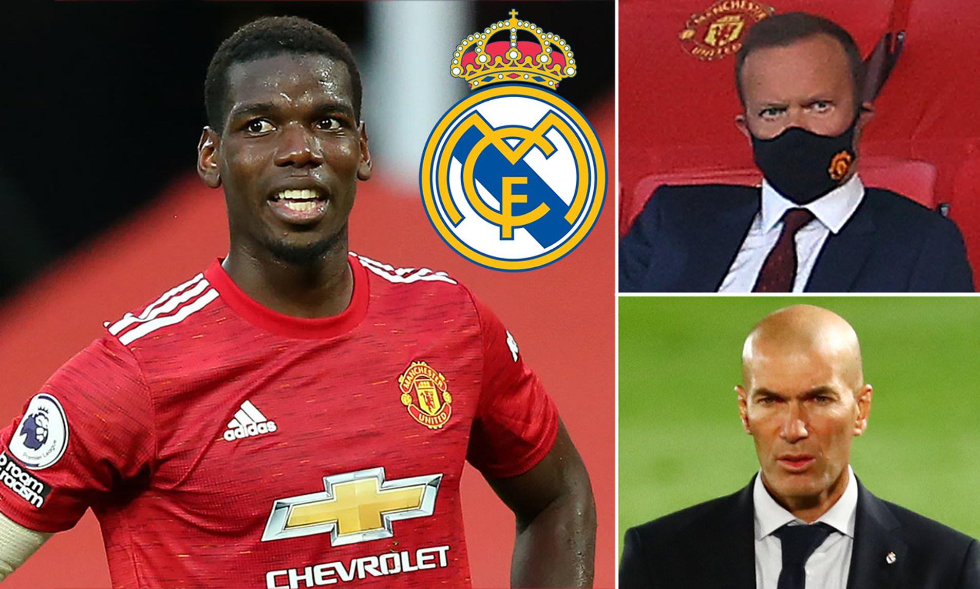 Погба си призна: Сон ми е да играм за Реал Мадрид