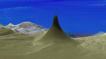 Под површината на океанот пронајден гребен повисок од зграда со 100 спрата (ВИДЕО)