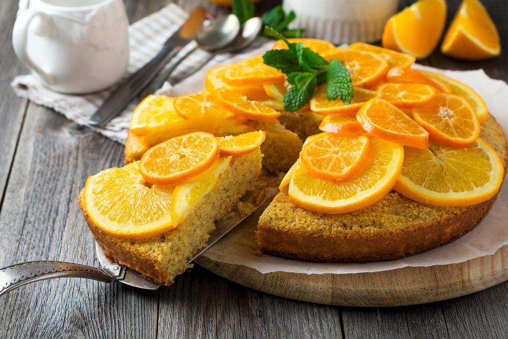 Посен колач со портокал - Reporter.mk