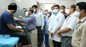 Почина волонтерот кој учествуваше во тестирањето на оксфордската вакцина против коронавирусот