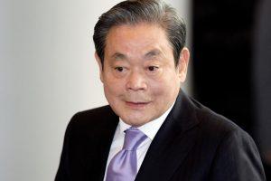 """Почина претседателот на """"Самсунг"""" и најбогатиот Јужнокореец"""
