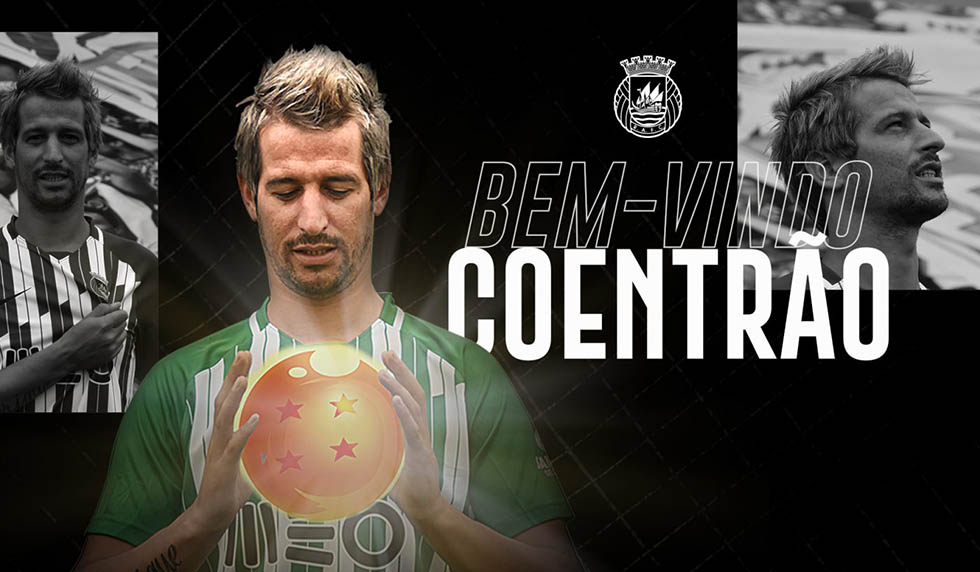 По 513 дена во пензија, Коентрао реши пак да игра за Рио Аве