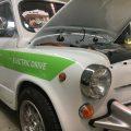 Произведен првиот електричен автомобил во Македонија