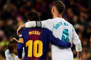 Рамос неизвесен за Ел Класико, Меси ќе ја предводи Барселона