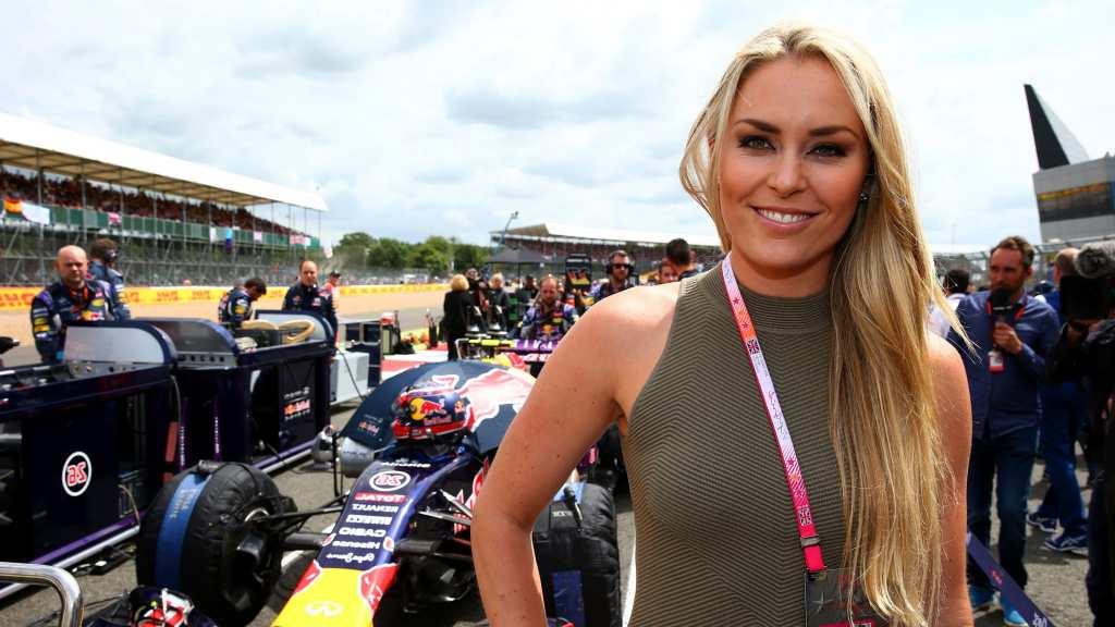 Ред бул ѝ понудиле место во Ф1 на Линдзи Вон, но не смеела да остане бремена!