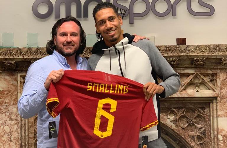 Рома го регистрираше Смолинг на 60 секунди пред крајот на преодниот рок!
