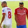 Севилја со играч помалку падна во Гранада