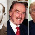 Семејството Трамп со децении го криеле своето германско потекло