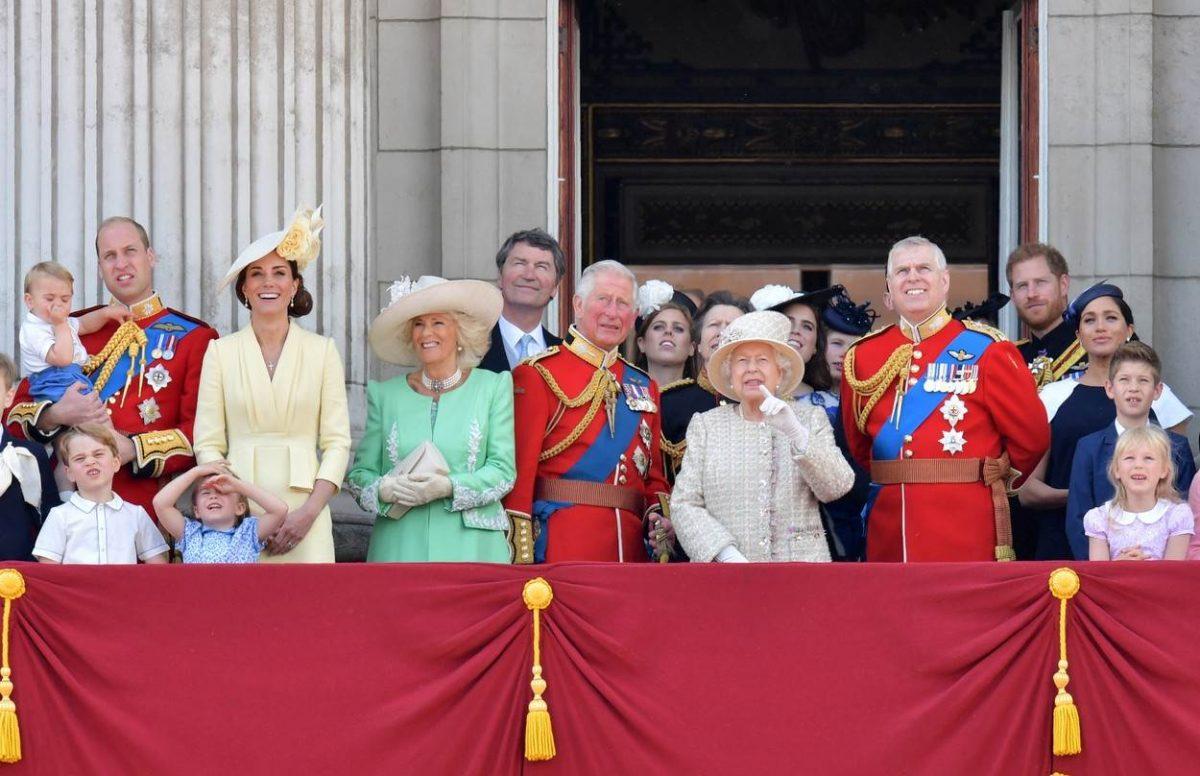 Сите обиди за убиство и киднапирање на кралското семејство