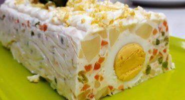Солена торта без печење - Reporter.mk