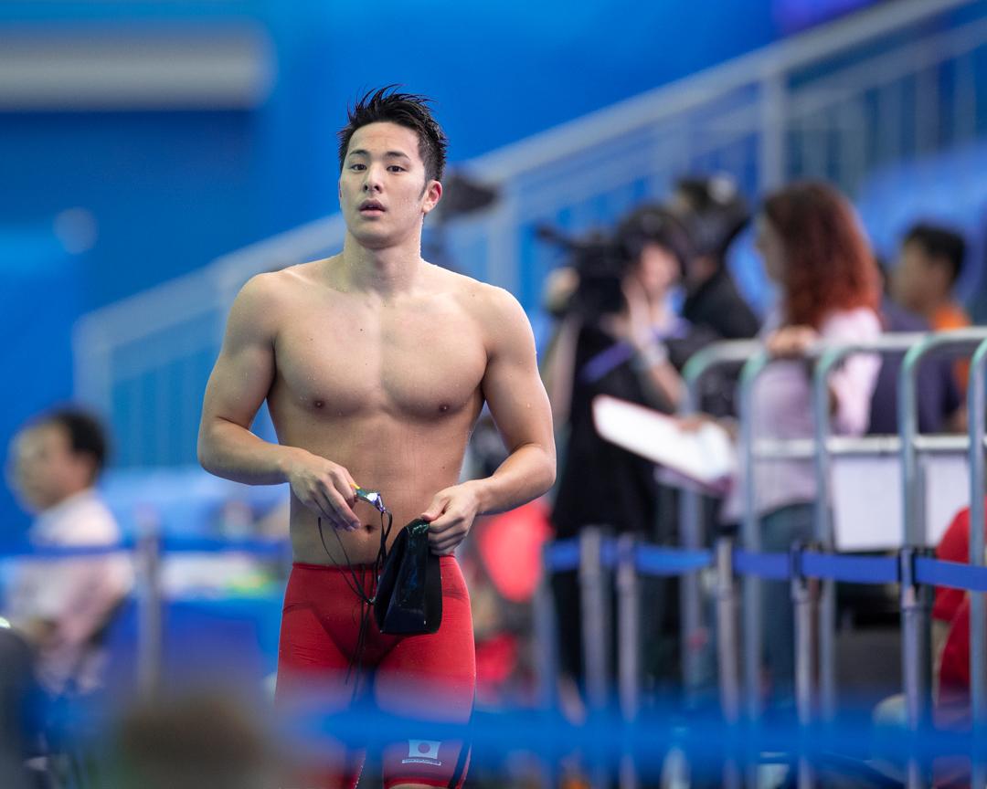 Суспендиран е светски шампион во пливање, го фатиле со љубовница!