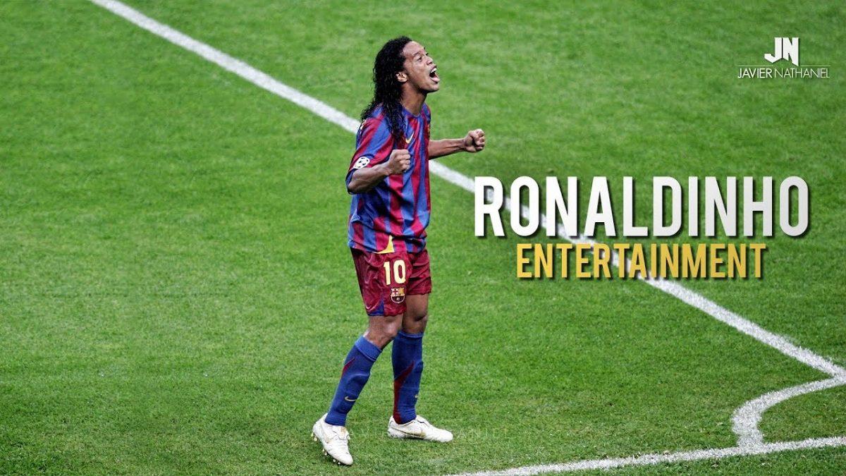 ТОП ретро – Роналдињо Гаучо, најзабавниот фудбалер во историјата