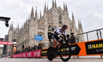 Тао Гејган Харт е шокантен победник на есенското Џиро Д'Италија