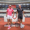 Федерер со џентлменска честитка до пријателот Рафа