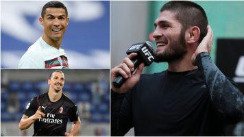 Хабиб: Фудбалот е пред ММА, пријател сум со Кристијано, Златан, Бензема…