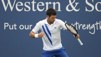 """""""Го играм најдобриот тенис во кариерата"""""""