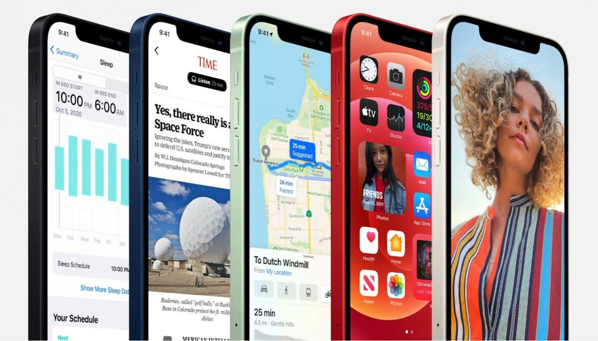 Apple ги претстави iPhone 12 и iPhone 12 mini со нов дизајн и 5G (ВИДЕО)