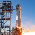 Blue Origin успешно ја тестираше ракетата за туристи (видео)