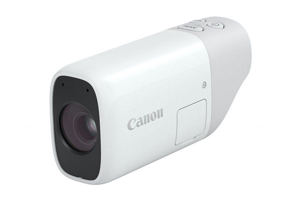 Canon претстави необичен PowerShot Zoom фотоапарат