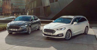Ford Mondeo ги заменува сите бензински мотори со една хибридна верзија