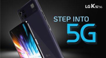 LG претстави поевтин 5G смартфон – K92 5G