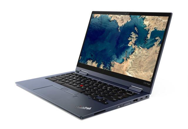 Lenovo Thinkpad C13 Yoga e Chromebook креиран за канцеларија