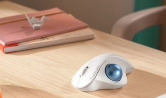 Logitech претстави ергономско trackball глувче со Bluetooth LE поддршка