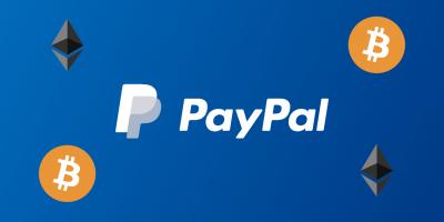 PayPal воведува услуга за плаќање со криптовалути