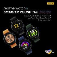 Realme Watch S ќе биде претставен на 2. ноември