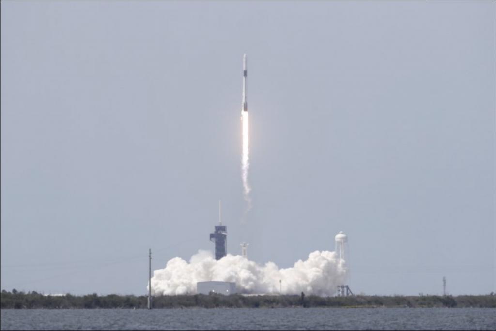 SpaceX ќе создаде ракета која за еден час може да испорача оружје било каде во светот