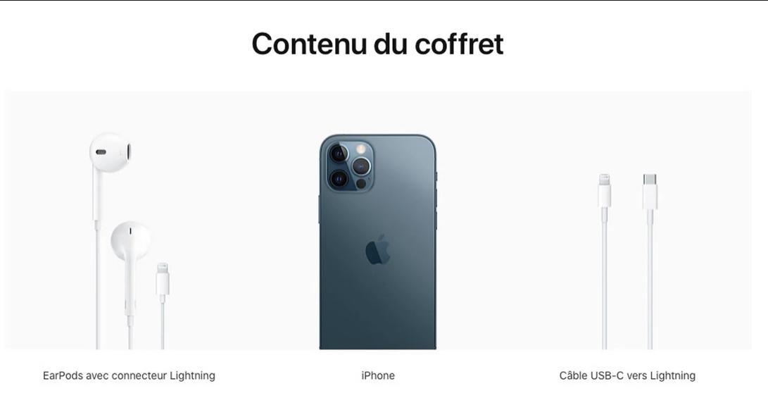 iPhone 12 само во Франција ќе пристигнува со слушалки