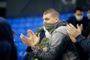 Јокиќ се подновил со часовник од 33.000 евра (фото)