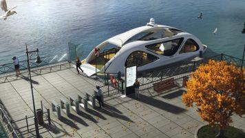 Автономен електричен траект ќе пренесува патници во Трондхајм
