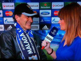 Антонио Бандерас сака да помогне на својот омилен клуб Малага