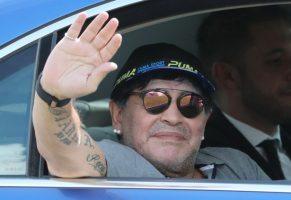 Аргентина се збогува со Диего Марадона