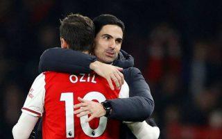 Артета: Тажен сум, но за Озил веќе нема место во Арсенал!