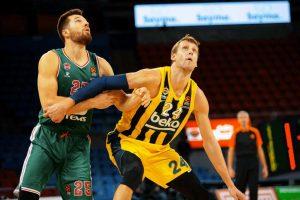 Басконија ја зголеми кризата на Фенер, ЦСКА со победа во Литванија