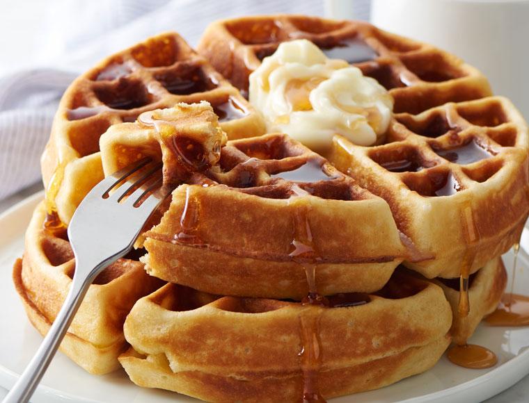 Белгиски вафли за појадок - Reporter.mk