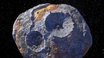 Богатство во космосот: NASA открила астероид што содржи драгоцени метали (ВИДЕО)