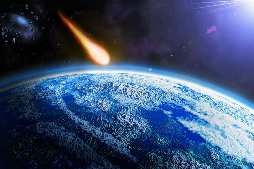 (Видео) Астероид неодамна поминал покрај Земјата, без никој да го примети
