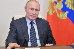 (Видео) Владимир Путин им ја објасни на децата тајната за успешен лидер