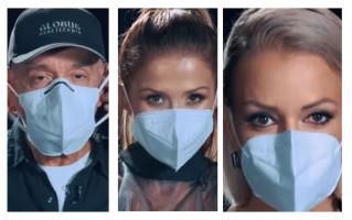 (Видео) Пејачите со спот против короната: Носете маски за пак да бидеме заедно