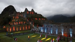 (Видео) Со ритуал на Инките, Перу, по осум месеци, го отвори Мачу Пикчу