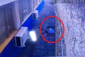 (Видео) Филмско бегство од затвор во Бразил