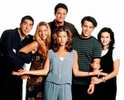 """Глумците од """"Пријатели"""", биле во врска и во приватниот живот"""
