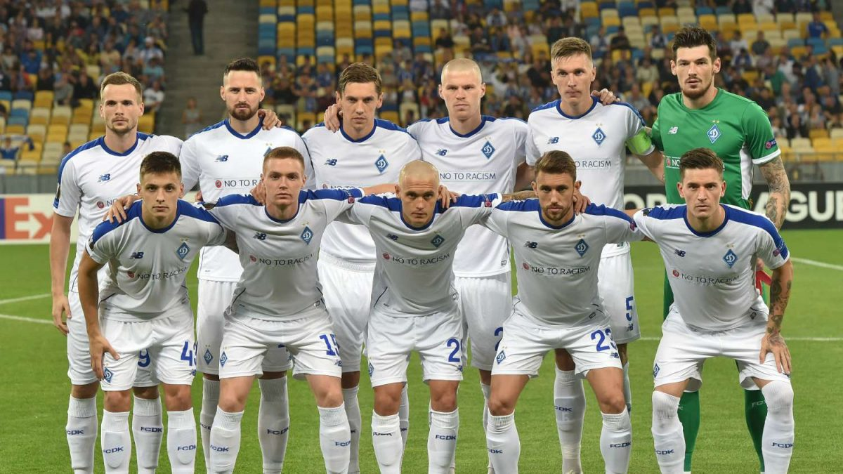 Динамо Киев има само 13 достапни фудбалери пред мечот со Барса