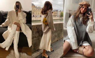 Есенски модни комбинации: Елеганција во едноставни парчиња
